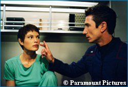 'The Crossing' photo - courtesy UPN, copyright Paramount Pictures