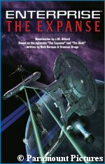 'The Expanse' novelisation - courtesy PsiPhi.org, copyright Paramount Pictures