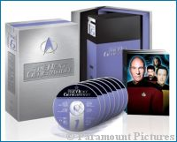 TNG Season 6 DVD set - courtesy Amazon.com, copyright Paramount Pictures