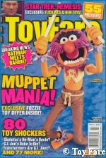 Toy Fare October Issue - copyright Toy Fare