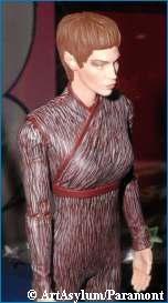 T'Pol Action Figure - Copyright ArtAsylum