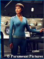 T'Pol photo - courtesy StarTrek.com, copyright Paramount Pictures