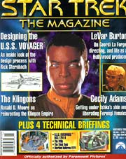 This image is copyright of Star Trek: The Magazine