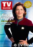 'TV Guide Cover' - courtesy TV Guide, copyright TV Guide