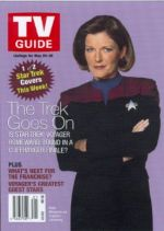 Canadian TV Guide Cover
