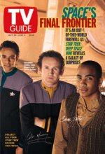 TV Guide Cover 1 - Copyright TV Guide