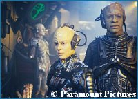 'Unimatrix Zero, Part One' - copyright Paramount Pictures