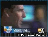 'Enterprise' season finale feature - copyright UPN