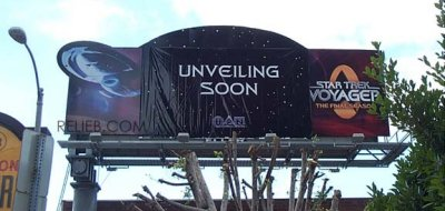 UPN Billboard - photo courtesy Eric Lieb