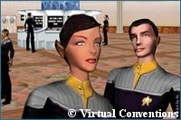 '3D Virtual Star Trek Convention' - copyright Vir-Con