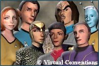 Vir-Con avatars - copyright Virtual Conventions