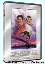 'Star Trek IV: The Voyage Home' DVD - copyright Paramount Pictures