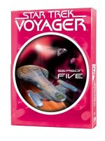 'Cover of Voyager's fifth season DVD set' photo - courtesy Site Name, copyright Paramount Pictures
