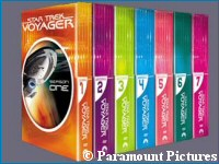 'Voyager DVD' photo - copyright Paramount Pictures