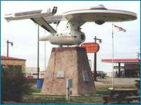 The Vulcan Spaceship