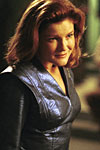 Kathryn Janeway in 'Workforce, Part One' - copyright Paramount Pictures