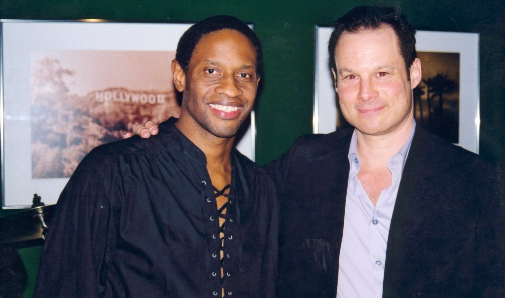 Tim Russ & Neil Norman